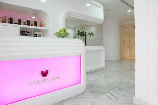 The White Room Spa blow dry