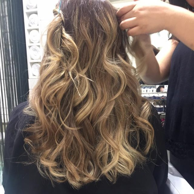 JetSet hairdressers Dubai
