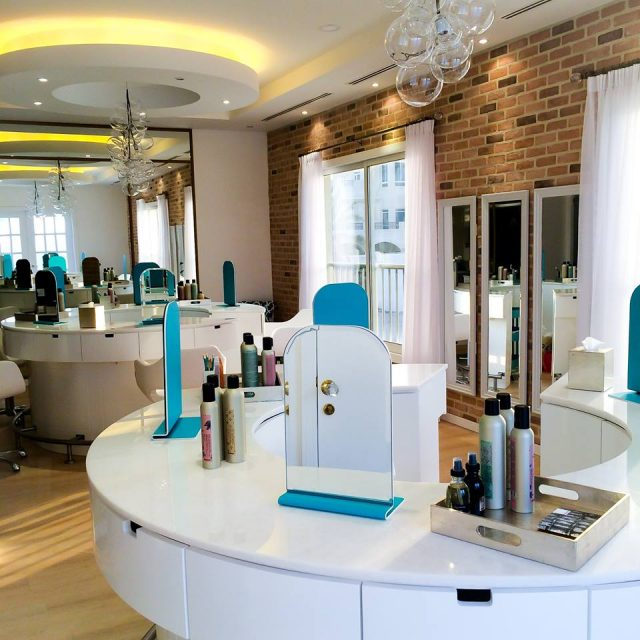 Be Bar Blow Dry Bar Dubai