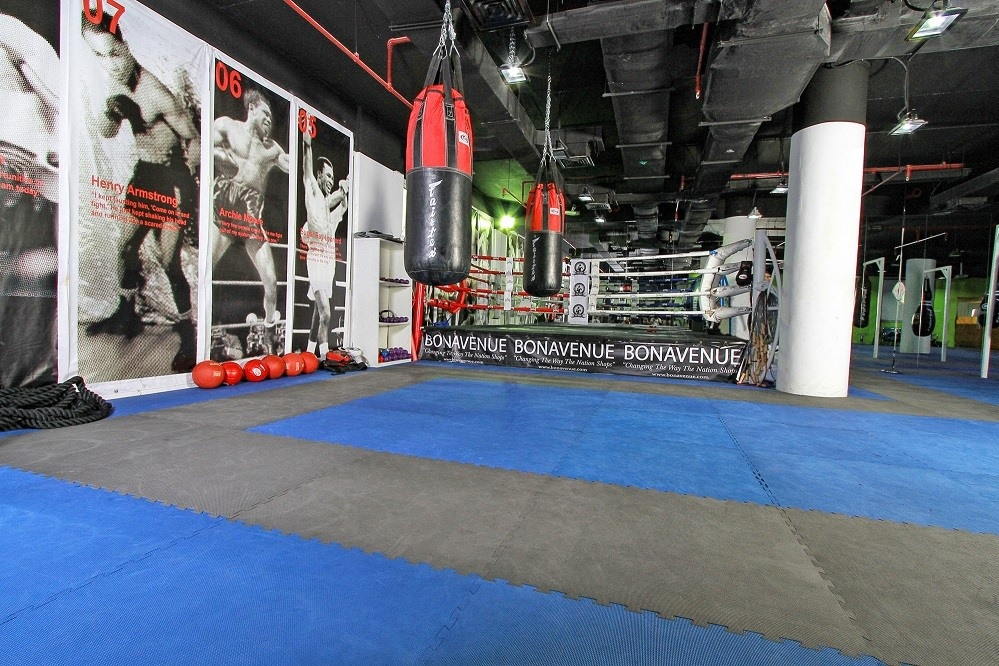 Fit Boys Gym boxing classes Dubai