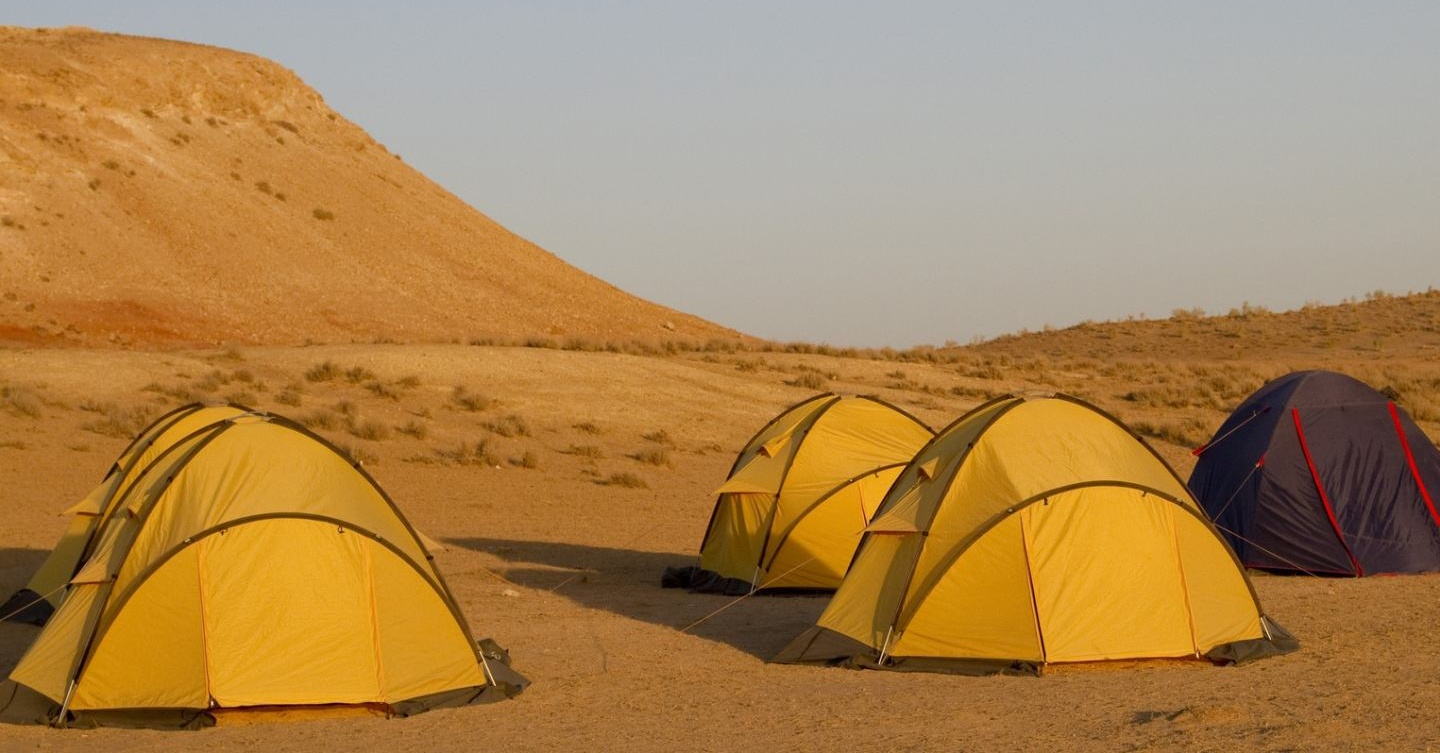 The best camping spots in the UAE