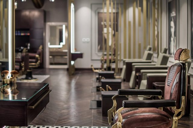 House of Handsome men's grooming salons in Dubai