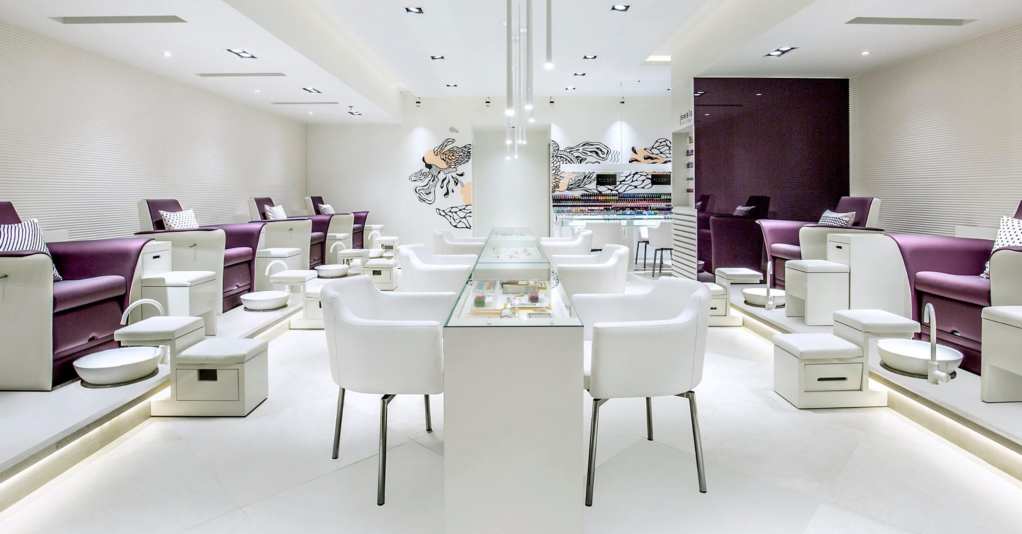 The Nail Spa nail salons in Dubai