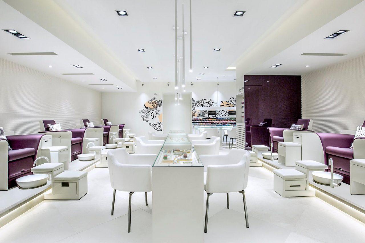The Nail Spa nail salons in Dubai