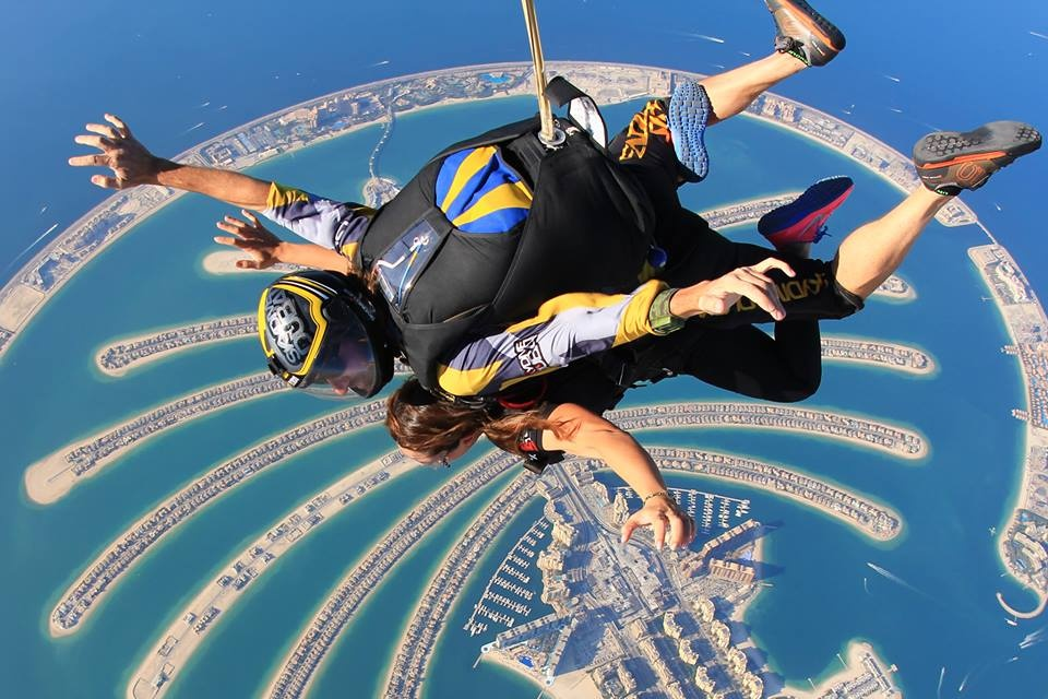 Fun activities to do in Dubai