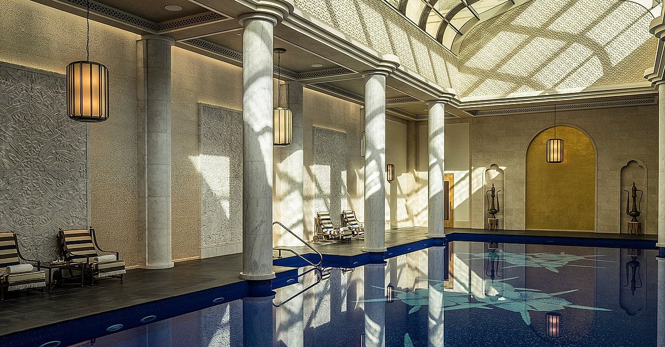 The Pearl Spa in Dubai