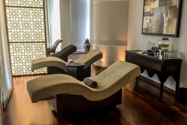 Saray Spa JW Marquis Dubai