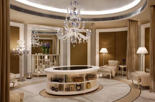 Iridium Spa St Regis Dubai