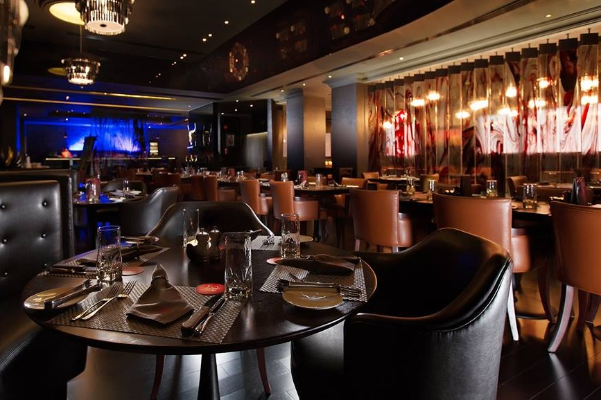 Chamas steak restaurants in Dubai