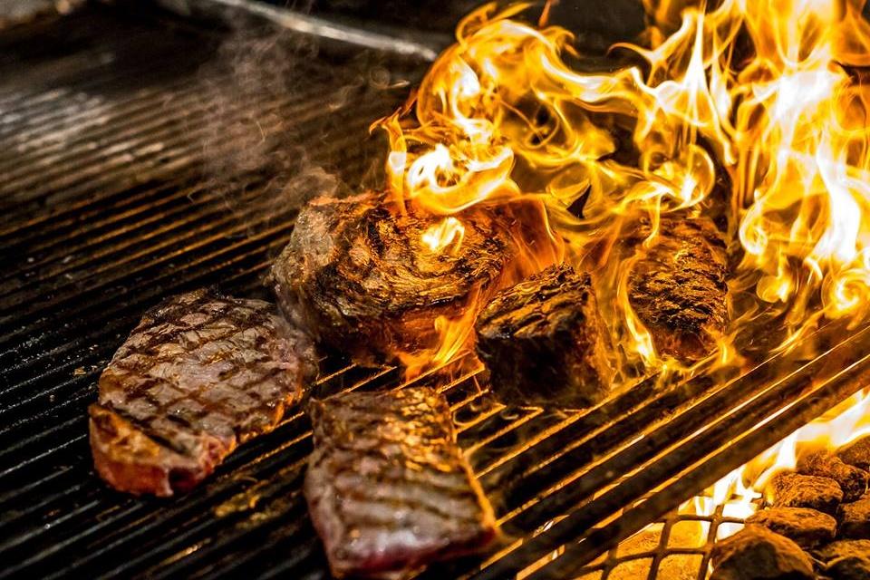 The Hide steakhouse Dubai