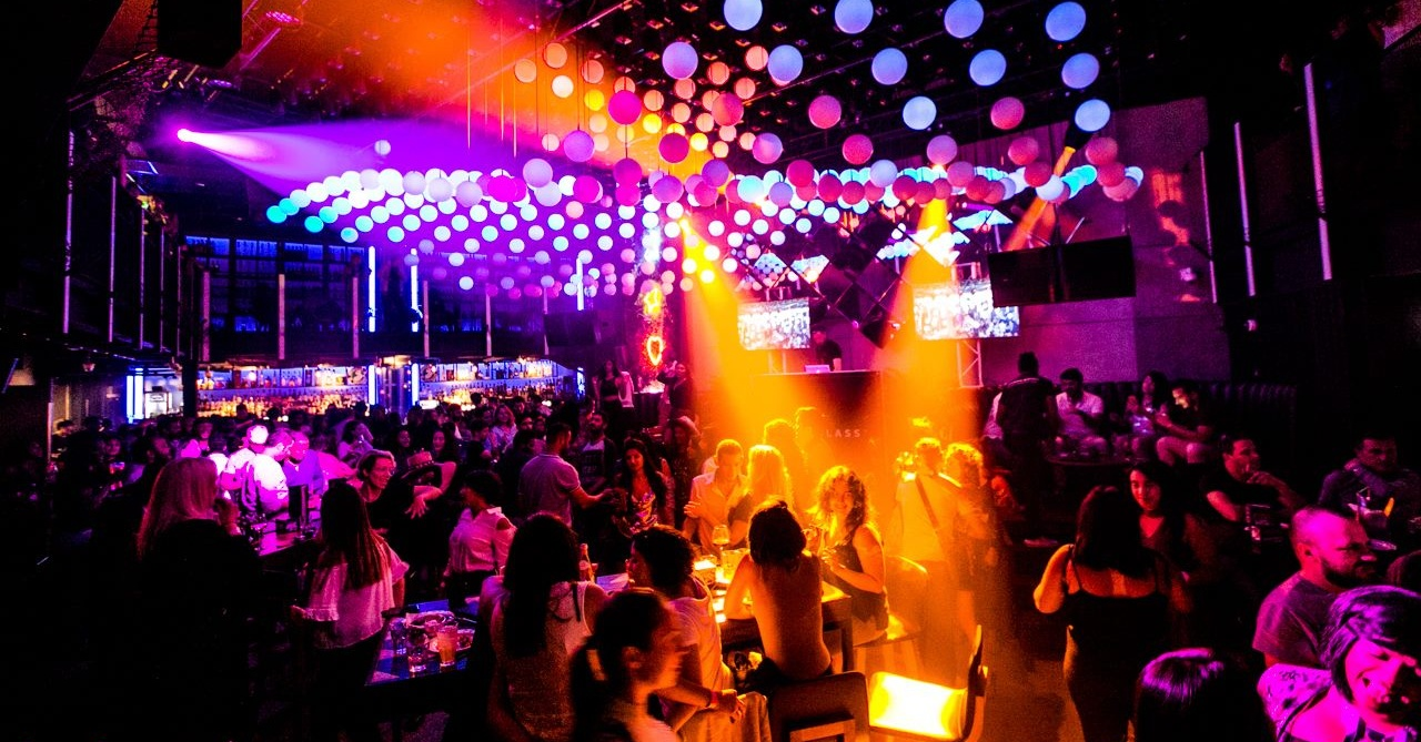 Lucky Voice 80's and 90's night in Dubai