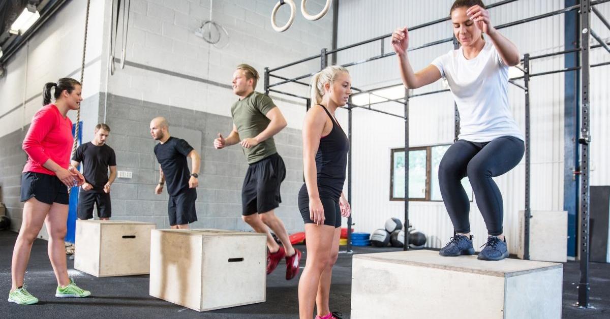 Best crossfit gyms in Dubai