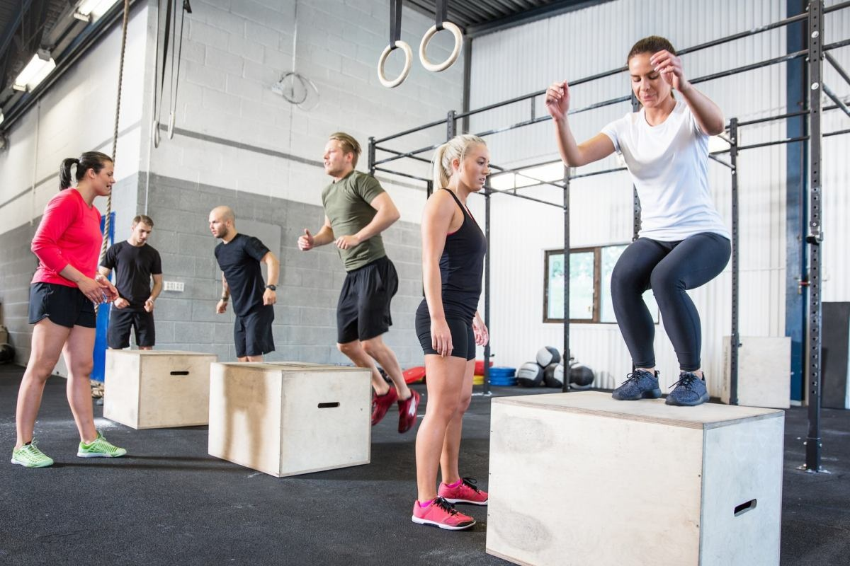 Best crossfit gyms in Dubai