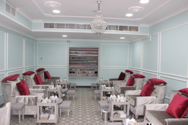 Casa Havana nail salon Jumeirah Dubai
