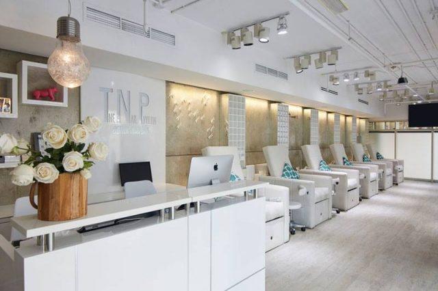 The Nail Pavilion nail salon in JLT Dubai