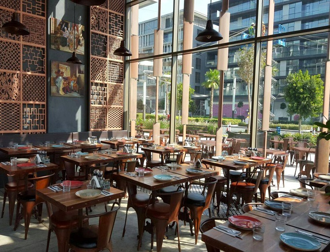 Zenobia Charcoal & Grill at City Walk Dubai