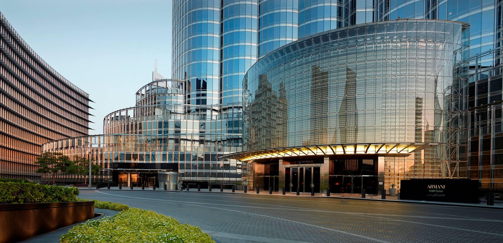 Armani Hotel Dubai at Burj Khalifa