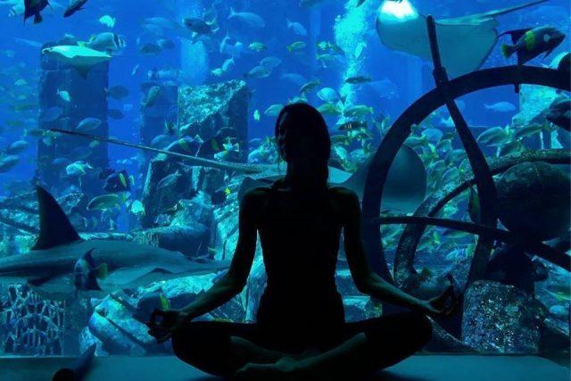 Yoga at Atlantis the Palm Dubai