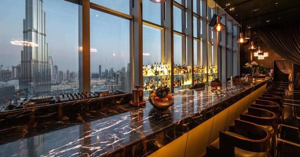 Bars in Dubai