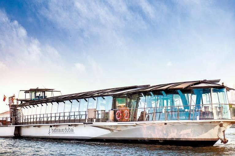 Bateaux Dubai boat cruises