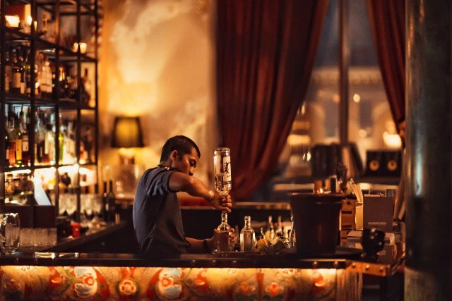 Coya best bars in Dubai