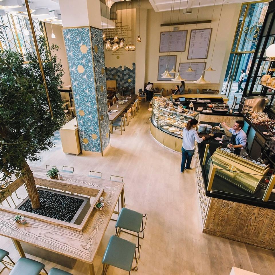 The Brass Coffee & Community at City Walk Dubai