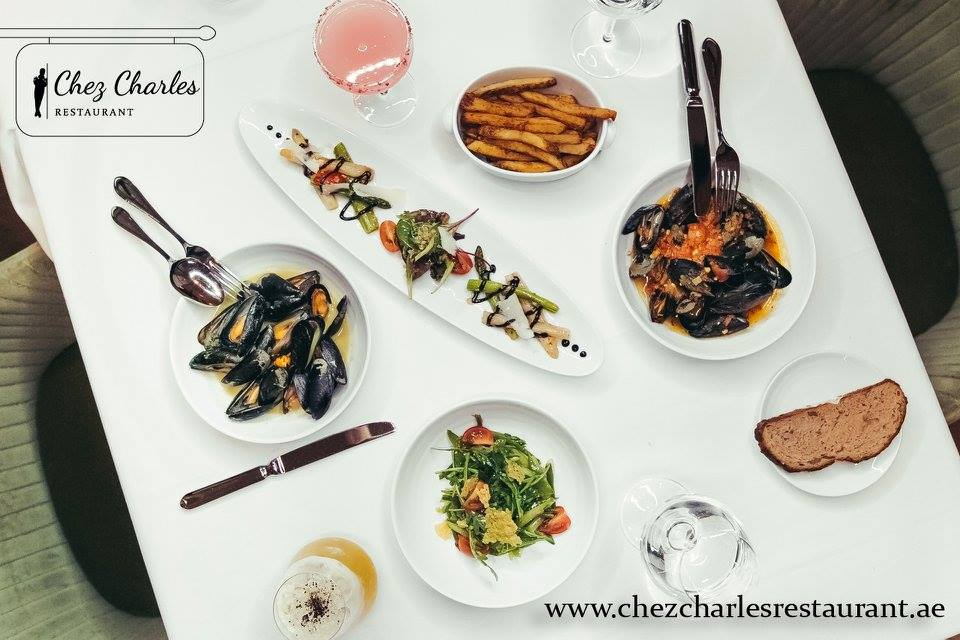 French restaurant in Dubai, Chez Charles
