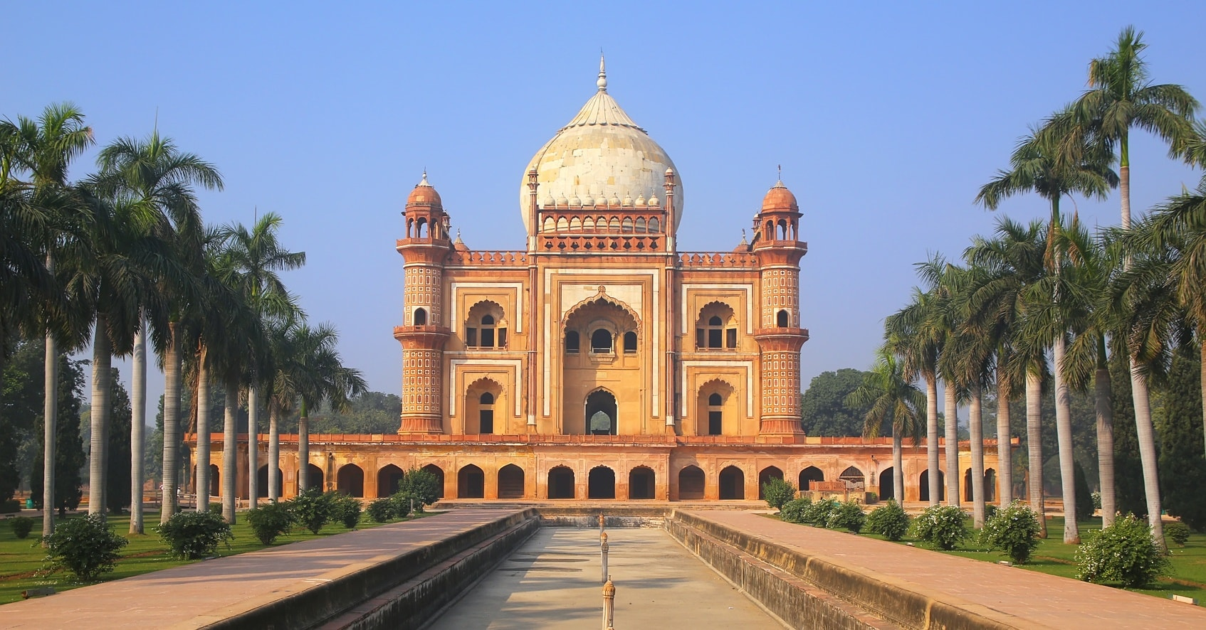 New Delhi city break from Dubai