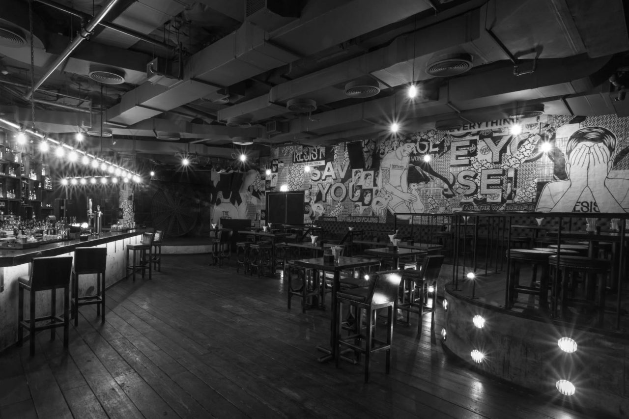 Boom Room RnB and Hip Hop club in Dubai