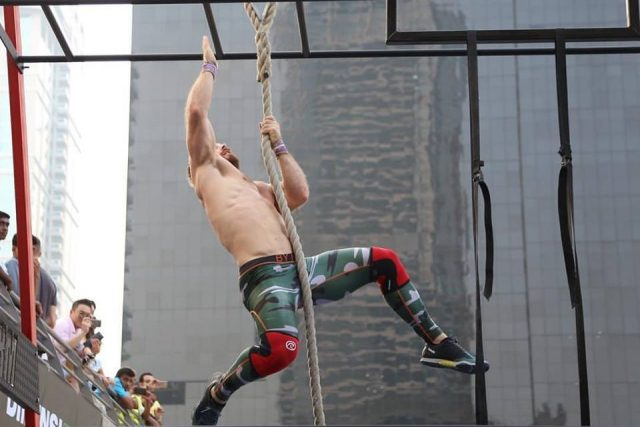 Reebok Crossfit Lifespark gym in Dubai