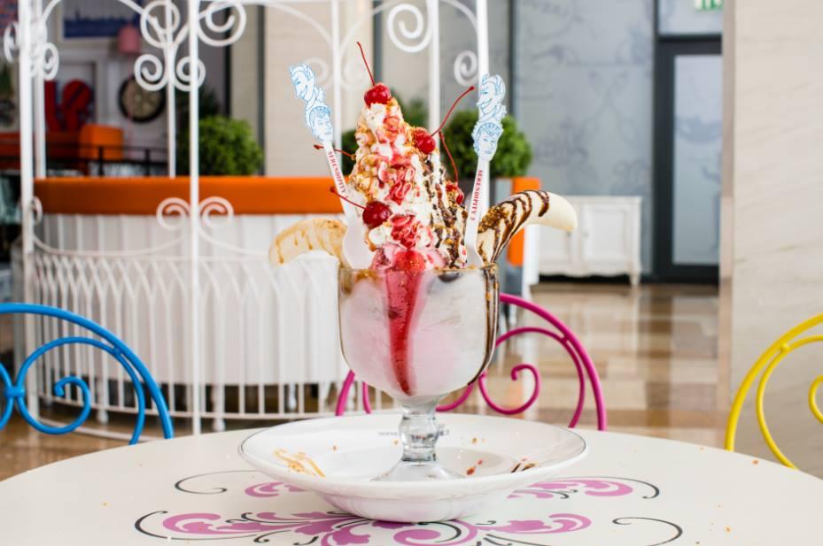Serendipity desserts in Dubai