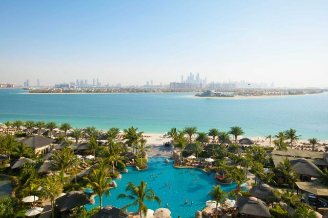 Sofitel the Palm Dubai beach club