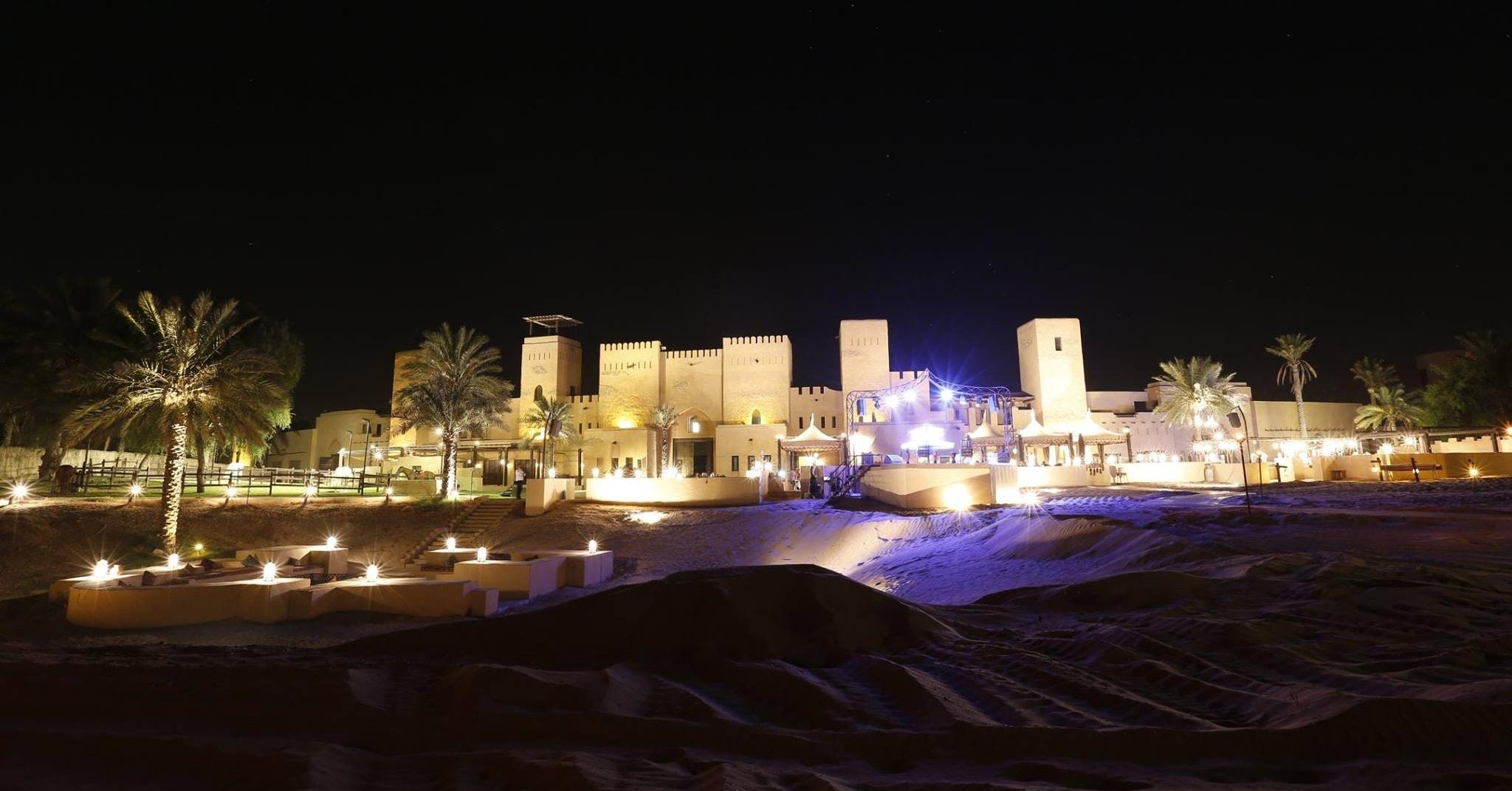 Tour Dubai desert safari