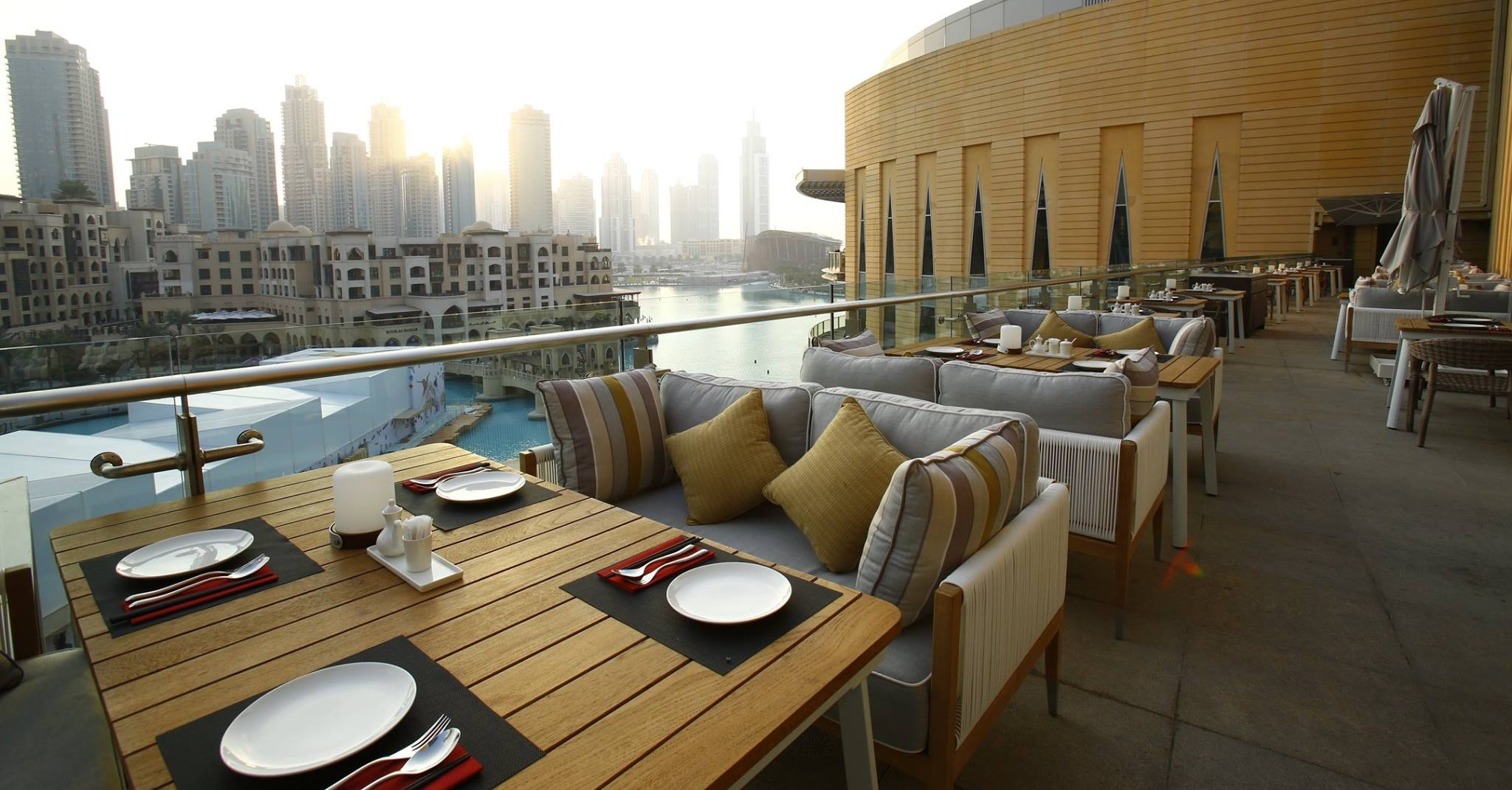Le Ten Dubai Mall Restaurants