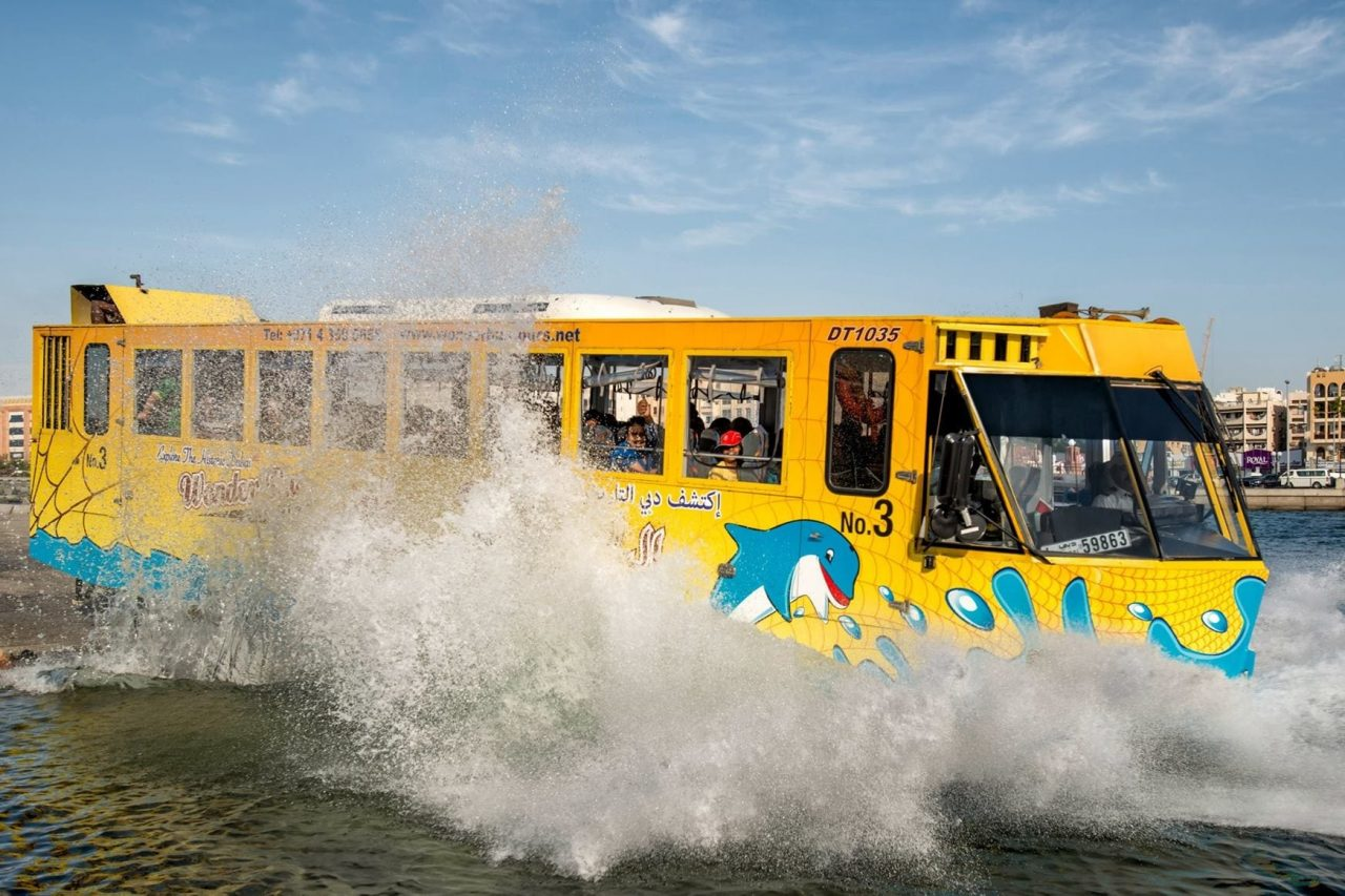 Wonder Bus Tours Dubai