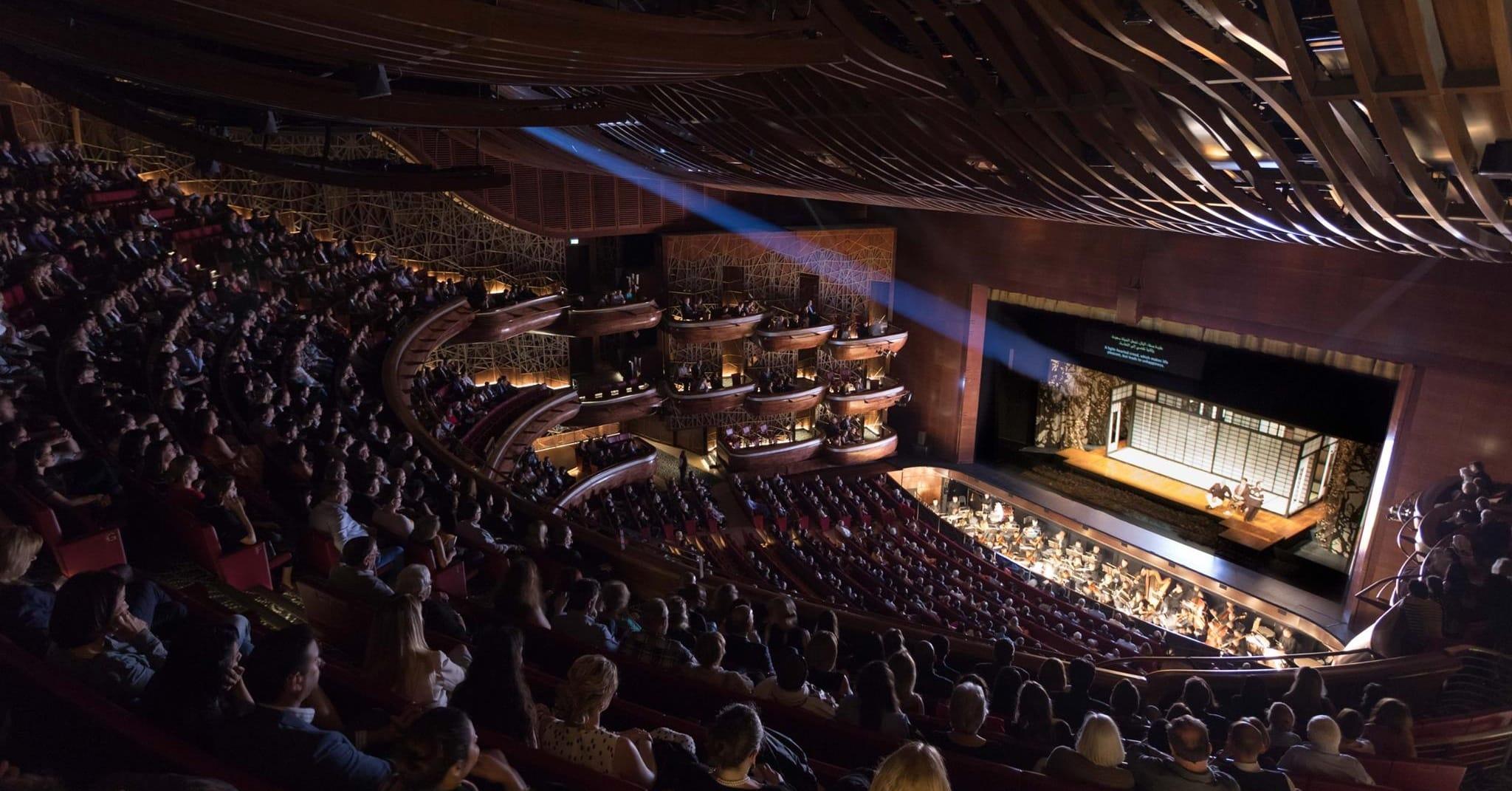 Shows at Dubai Opera