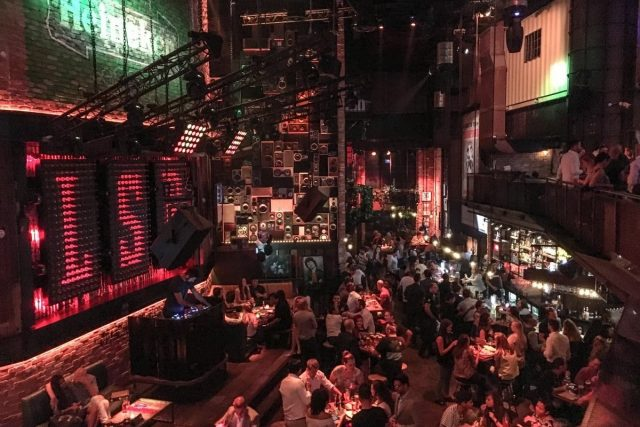 Lock Stock & Barrel happy hour Dubai