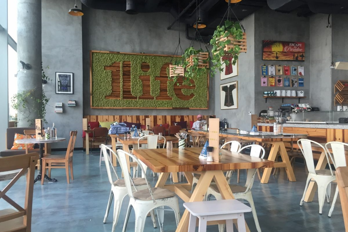 One Life Kitchen healthy restaurant in Dubai