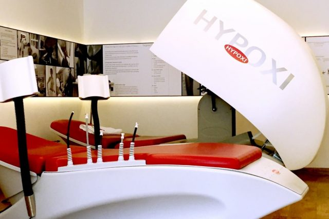 Machka Beauty & Body Design Hypoxi weight loss treatment