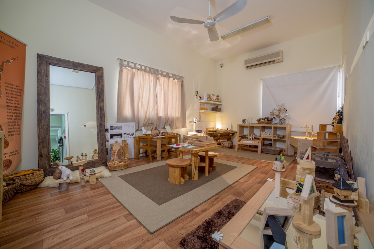 Kids Cottage Nursery in Dubai