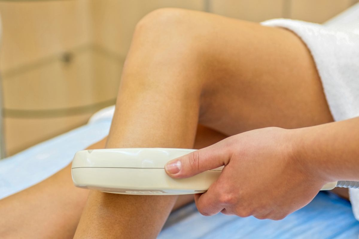 Silkor laser hair removal for women
