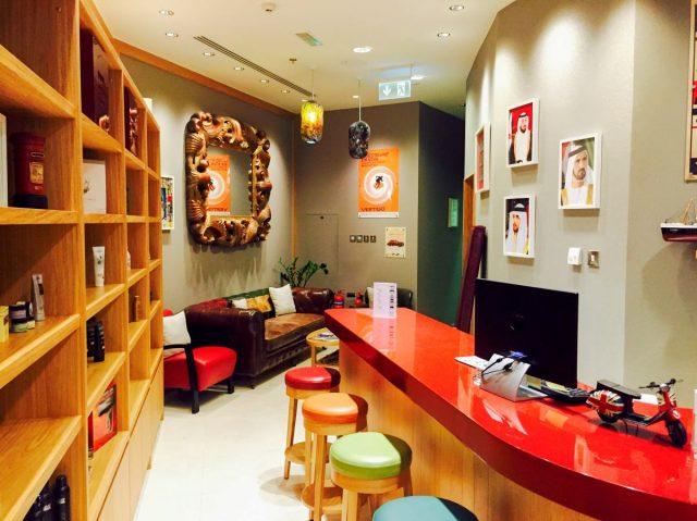 Razors mens grooming salon Dubai