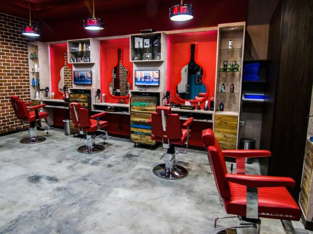 Jazz Lounge Men's grooming salon Dubai
