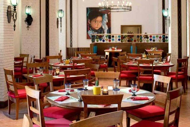 Tortuga Mexican restaurant Dubai