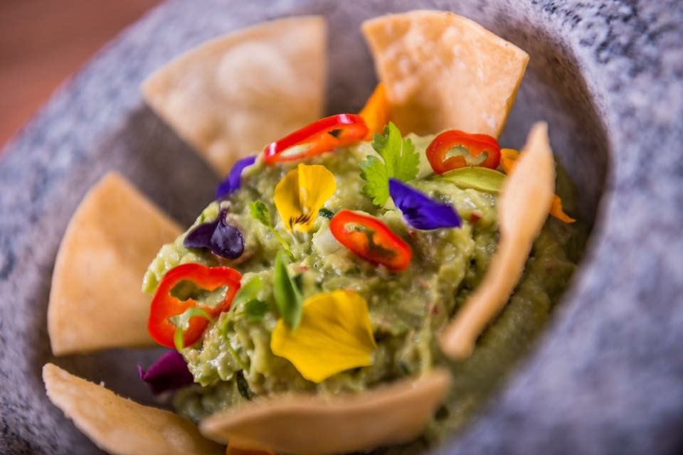 Waka restaurant Mexican food in Dubai