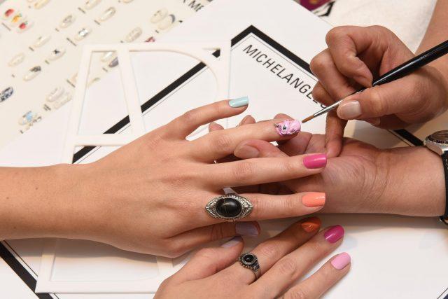 The Nail Spa nail salon Dubai