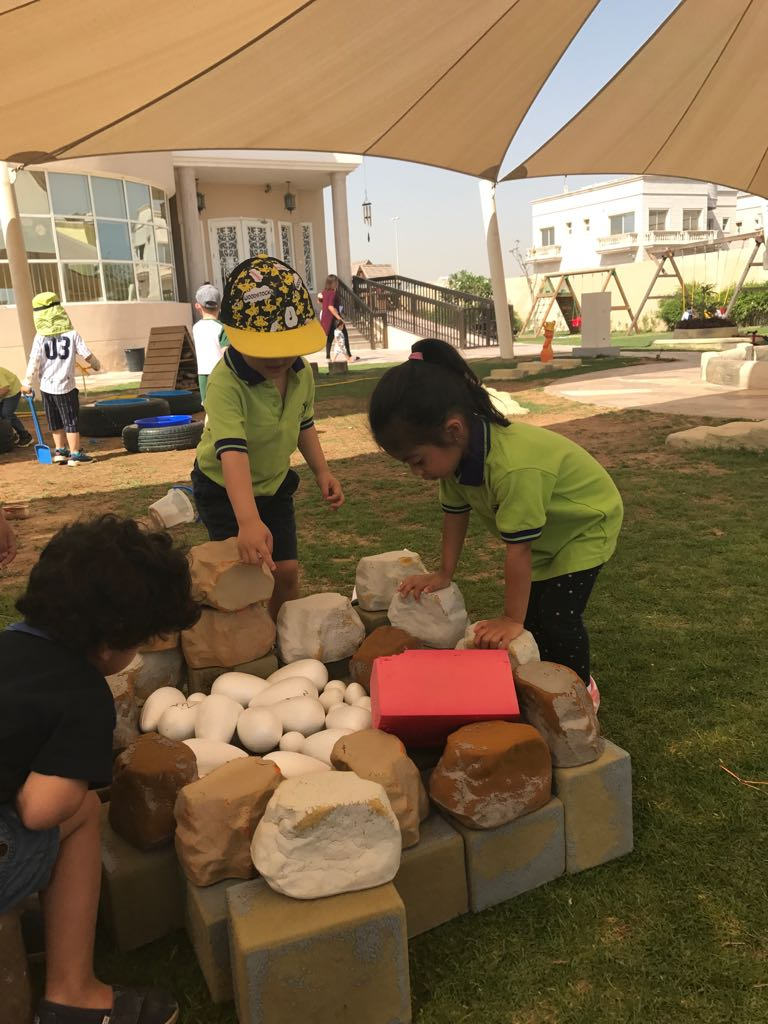 Nurseries in Abu Dhabi - Odyssey Nursery