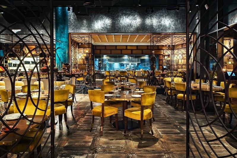 Peruvian restaurant Dubai - Coya Dubai