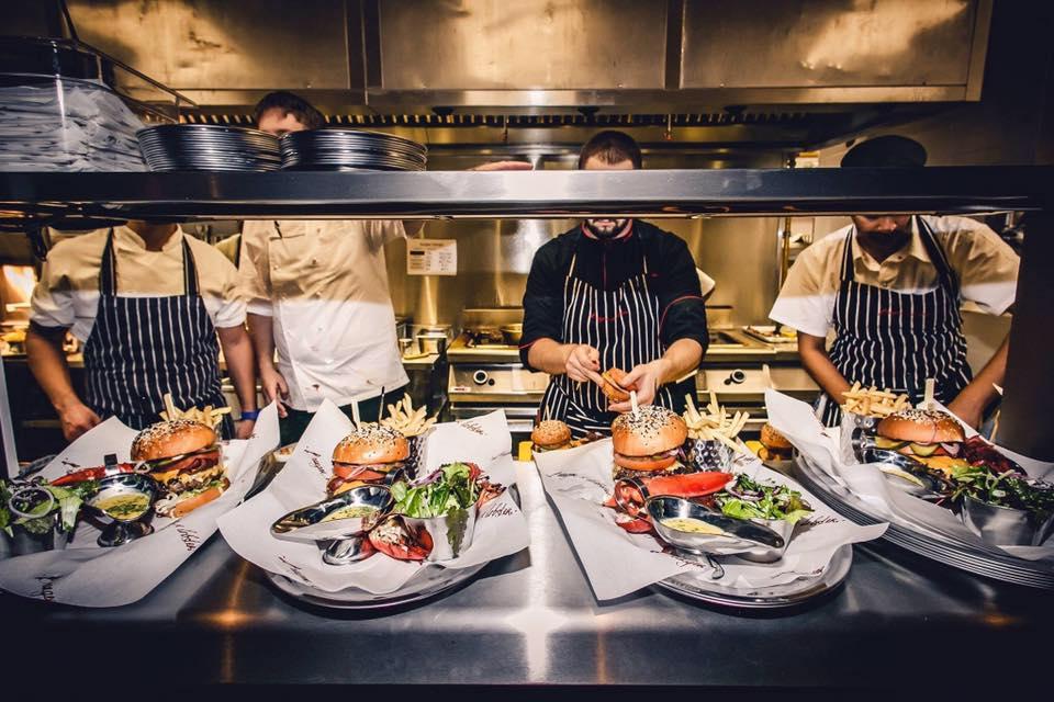 Burger & Lobster restaurant Dubai