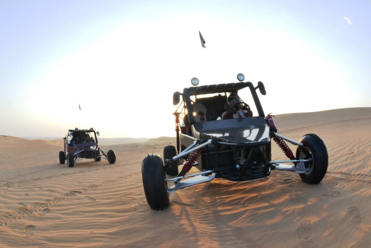 Dream Explorers desert safari Dubai